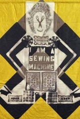 Lara-Schnitger-Sewing-Machine-2012-bleached-linen-190-x-150-cm-74-3-slash-4-x-58-7-slash-8-ins